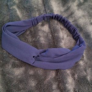 3/$10 Cobalt Blue Headband